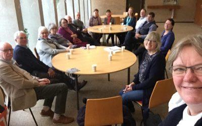 Vrijwilligersbijeenkomst en jaarplan 2020